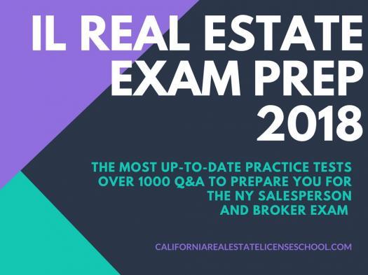 Illinois Real Estate Exam Prep - ProProfs Quiz