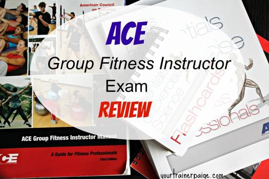 Group Exercise Instructor Test Prep