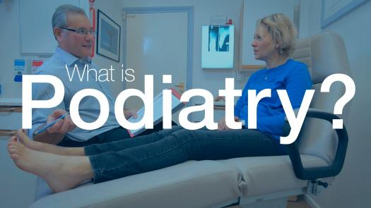 Podiatry And Medical Test Prep