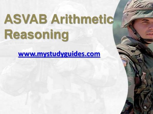 ASVAB Arithmetic Reasoning Questions