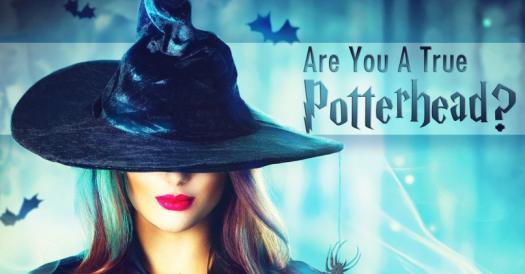 Are You Really A Potterhead?