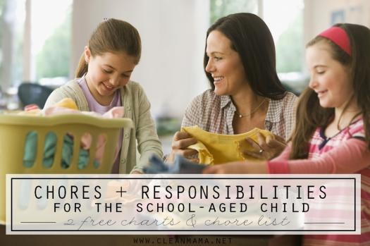 What Do You Know About Household Chores And Responsibilities?