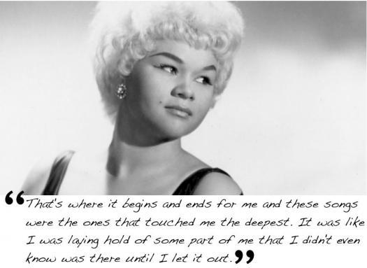 Ultimate Quiz On The Singer Etta James