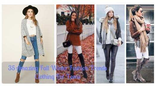 Winter Fashion Clothes Quiz