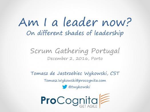 Am I A Leader? Quiz