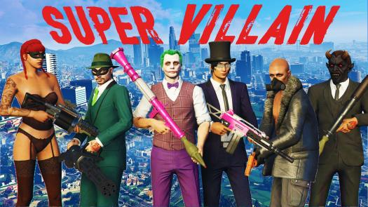 Are You A Supervillian? Quiz