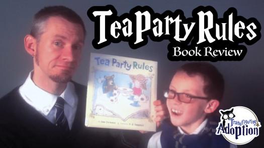 Tea Party Rules Book Quiz