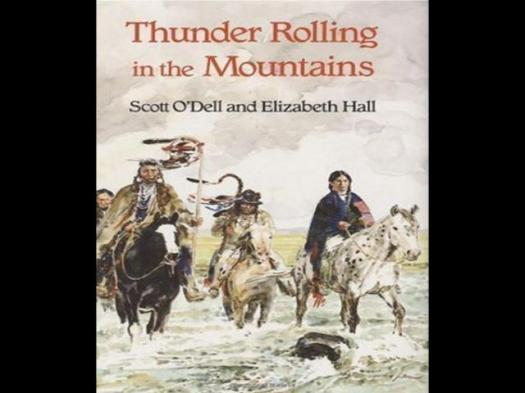 Thunder Rolling In The Mountains Book Quiz