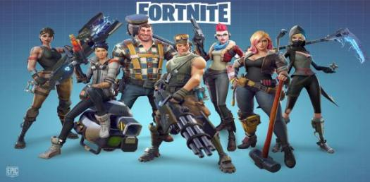 Which Fortnite Character Are You?