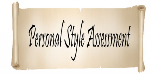Personal Style Assessment For Women Quiz