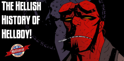 The Burning Hellboy Facts!