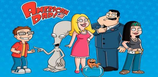 Welcome To Not So Easy American Dad! Quiz