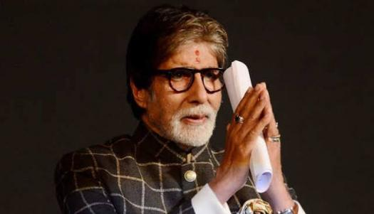Do You Know Everything About Amitabh Bachchan? Quiz!