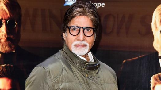 Amitabh Bachchan Quiz: The Man Who Made It Big!
