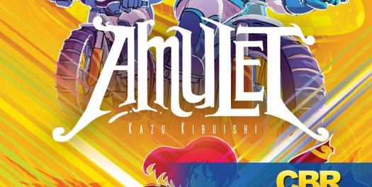 Amulet: A Quiz For Only True Fans