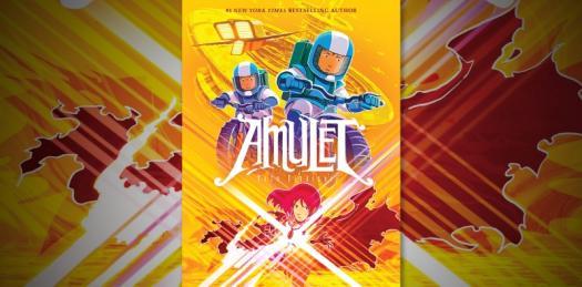 Have You Read Amulet Comics? Quiz