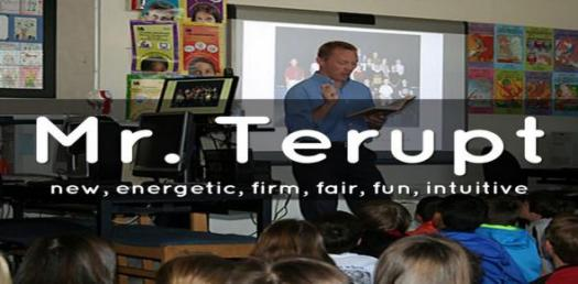 Because Of Mr Terupt: A Children