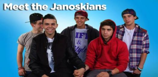 Ultimate Fun Quiz About The Janoskians