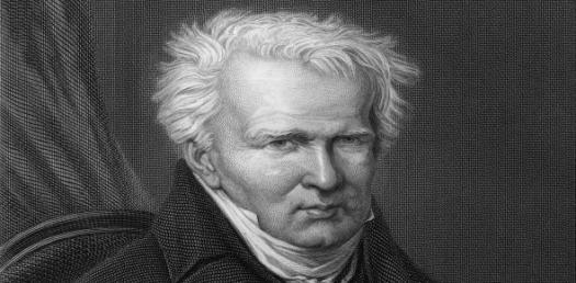 Scientific Works By Alexander Von Humboldt! Quiz
