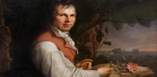 Literary Works By Alexander Von Humboldt! A Trivia Quiz