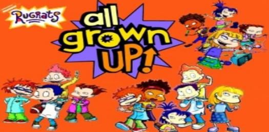 A Trivia Quiz On All Grown Up Characters!