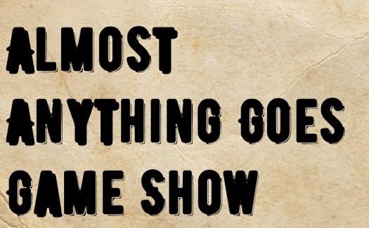 Take This Quiz On Game Show Almost Anything Goes