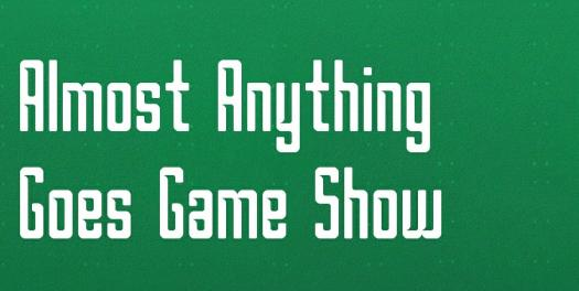 What Do You Know About Almost Anything Goes Game Show?