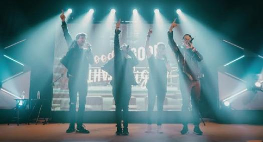 Anthem Lights: A Christian Music Band: Quiz