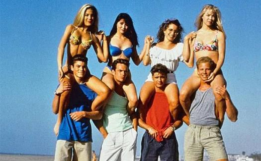 What Do You Know About Beverly Hills 90210 Male Characters?