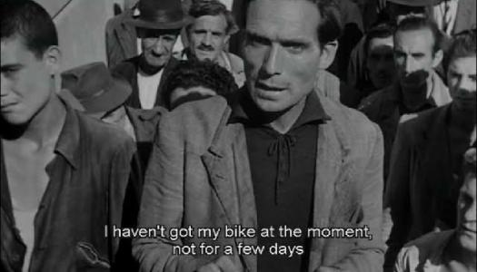 What Do You Know About Male Characters From Bicycle Thieves