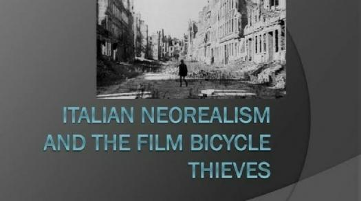 Interesting Quiz On Bicycle Thieves!