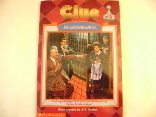 Clue Book Series! Trivia Questions Quiz