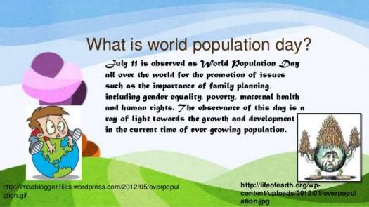 World Population Day! Trivia Knowledge Quiz