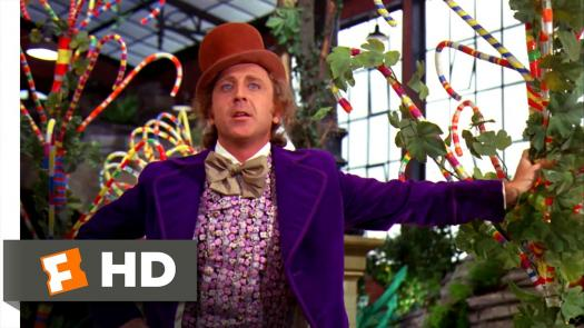 Quiz For Willy Wonka Fans!