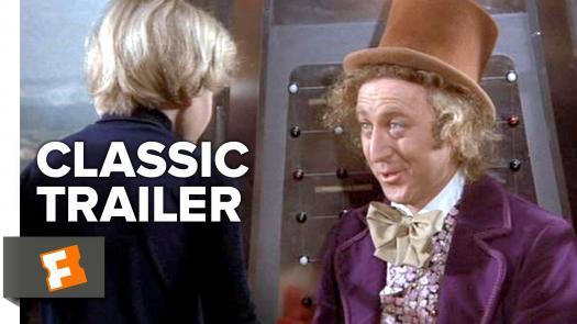 Trivia Quiz On Willy Wonka
