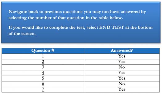 Basic Wonderlic Test Quiz