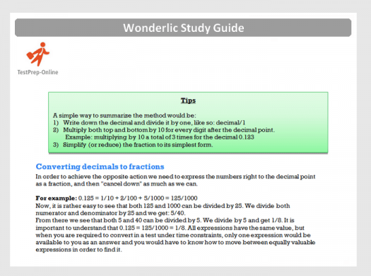 Can You Pass This Wonderlic Test?