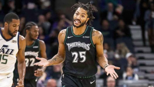 Can You Pass This Test On Derrick Rose?