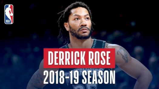For Derrick Rose Fan Lovers Quizz!