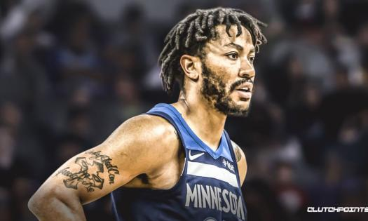 The Ultimate Trivia On Derrick Rose!