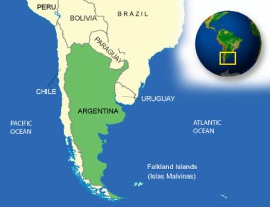 Take The Argentina Geography Trivia Test!