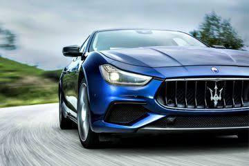 Can You Identify A Maserati Car
