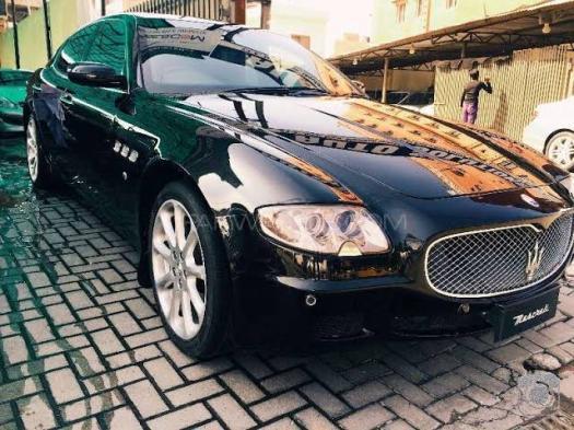 Trivia Quiz: Can You Identify Maserati Car Engine