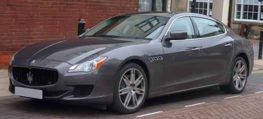 Trivia Quiz: What Do You Know About Maserati Quattroporte?