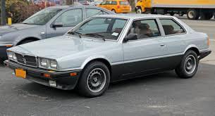 The Biturbo: History Of Maserati Car!