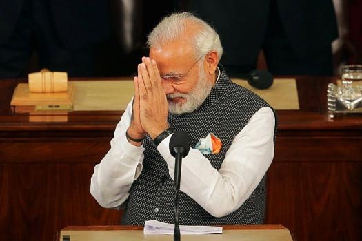 Narendra Modi: The Journey Quiz!