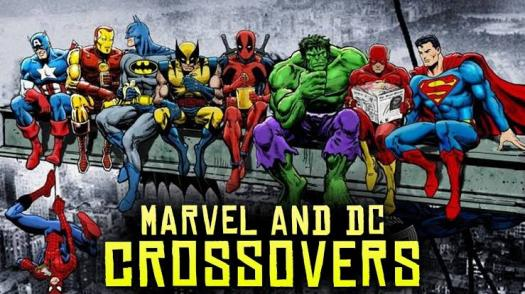 Crossover Quiz: DC X Marvel