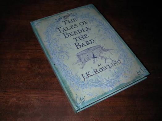 Trivia: The Tales Of Beedle The Bard