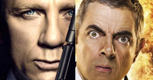Are You More Like James Bond Or Johnny English?
