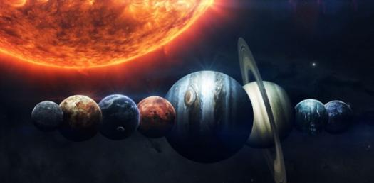 Lesson Two: The Inner Planets